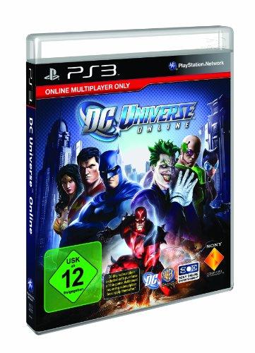 DC Universe Online Auflage: Standard
