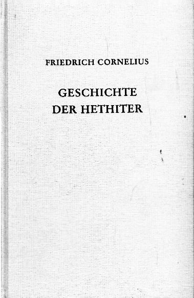 Geschichte der Hethiter ISBN 353406190X