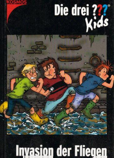 Die drei ??? Kids: Die drei Fragezeichen-Kids, Bd.3, Invasion der Fliegen