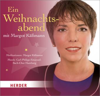 Ein Weihnachsabend mit Margot Käßmann. Meditationen: Margot Käßmann. Musik: Carl-Philip-Emanuel-Bach-Chor Hamburg. Gesamtspieldauer: ca. 80 Minuten. - Käßmann, Margot