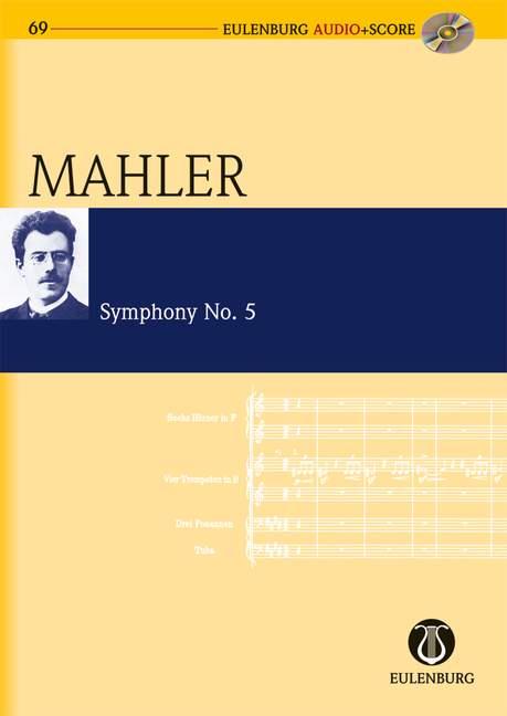 Symphony No. 5: Study Score/cd