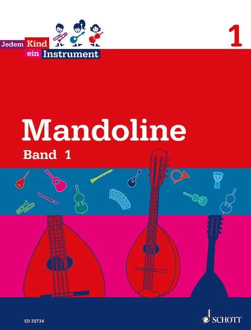 Jedem Kind ein Instrument Band 1 - JeKi Schülerheft - Hoffmann, Ilka / Wolters, Burkhard; Stiftung Jedem Kind ein Instrument (Hrsg.); Blaschke, Maren (Illustr.)