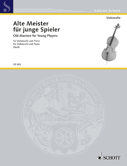 Alte Meister für junge Spieler Leichte klassische Stücke