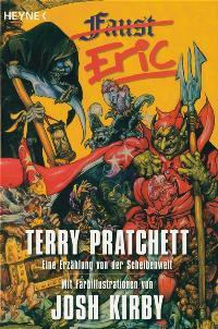 Eric . Eine Erzählung von der bizarren Scheibenwelt von Terry Pratchett (Autor), Andreas Brandhorst  2003 - Terry Pratchett Andreas Brandhorst