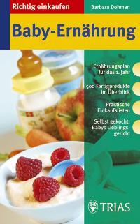 Richtig einkaufen Babyernährung: Ernährungsplan für das 1. Jahr. 500 Fertigprodukte im Überblick. Praktische Einkaufslisten. Selbst gekocht: Babys Lieblingsgericht von Barbara Dohmen Nur Selbstgekochtes oder Fertignahrung? Eltern wollen das Beste für ihr Baby - ob Gläschenkost oder frisch zubereiteter Brei. Ihr Einkaufsführer zeigt Ihnen, wie gesunde Ernährung im 1. Jahr aussieht. Schnell und sicher: Baby-Fertignahrung im Überblick Ob Supermarkt oder Bioladen: Über 500 Fertigprodukte werden hier bewertet - auch für allergiegefährdete Babys. Mit den praktischen Produktlisten finden Sie sich in der Angebotsfülle sofort zurecht: Monat für Monat. So schmeckt`s: die besten Tipps und Rezepte Einkaufszettel ade - hier finden Sie Rezepte mit gesunden und leckeren Zutaten, die Ihr Baby gut verträgt. Mit diesem Basis-Wissen können Sie sicher sein, Ihrem Kind das Beste zu geben. Barbara Dohmen ist Diplom-Ökotrophologin und arbeitet als freie Journalistin u.a. für die DGE Deutsche Gesellschaft für Ernährung Zusatzinfo 1 Abb., 27 Tab. Sprache deutsch Maße 100 x 160 mm Einbandart kartoniert Sachbuch Ratgeber Gesundheit Leben Psychologie Ernährung Diät Fasten Baby Babyernährung Babies Ratgeber Ernährung Ernährung Ratgeber Säuglingsernährung ISBN-10 3-8304-3156-2 / 3830431562 ISBN-13 978-3-8304-3156-5 / 9783830431565 Neugeborene Säugling Neugeboren Kind Medizin Pflege Ernährung Richtig einkaufen Babyernährung: Ernährungsplan für das 1. Jahr. 500 Fertigprodukte im Überblick. Praktische Einkaufslisten. Selbst gekocht: Babys Lieblingsgericht von Barbara Dohmen  Auflage: 1., Aufl. (20. Oktober 2004) - Barbara Dohmen