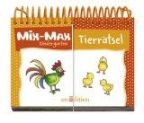 Mix-Max Kindergarten: Tierrätsel