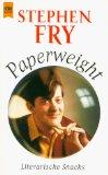 Paperweight : literarische Snacks. Aus dem Engl. von Ulrich Blumenbach, [Heyne-Bücher / 1] Heyne-Bücher : 1, Heyne allgemeine Reihe ; Nr. 10535 Einzig berecht. Taschenbuchausg.