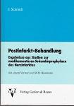 Schmidt, Jadranka: Postinfarkt-Behandlung : Ergebnisse aus Studien zur medikamentösen Sekundärprophylaxe des Herzinfarkts. J. Schmidt. Vorw. von W.-D. Bussmann