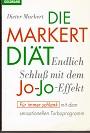 Die Markert-Diät : Schluß mit dem Jo-Jo-Effekt ; für immer schlank mit dem sensationellen Turbo-Programm. Goldmann ; 13911 : Gesundheit, Schönheit, Ernährung Orig.-Ausg., Februar 1996