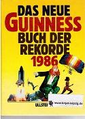 Das Neue Guinness Buch der Rekorde:1986