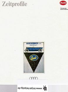 Zeitprofile eine Unternehmensdokumentation der AUDI AG