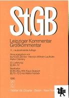 Strafgesetzbuch : Leipziger Kommentar ; Großkommentar [Mehrteiliges Werk] 11. neubearb. Auflage  23. Lieferung §§ 69-72