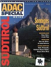 ADAC Special Reise Sonniges Südtirol 1. Aufl.