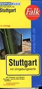 Stuttgart : mit Umgebungskarte ; mit Ortsteilen ., Fellbach, Gerlingen, Korntal-MünchingenOstfildern ; Straßenverzeichnis ; mit Postleitzahlen 14. Aufl.,