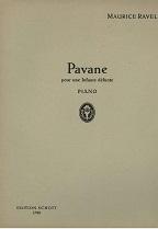 Pavane pour une Infante defunte Piano