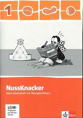 Der Nussknacker. Ausgabe für Sachsen, Rheinland-Pfalz und das Saarland / Arbeitsheft mit CD-ROM 1. Schuljahr 1., Aufl.