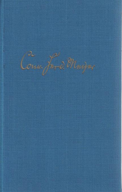 Conrad Ferdinand Meyer Novellen