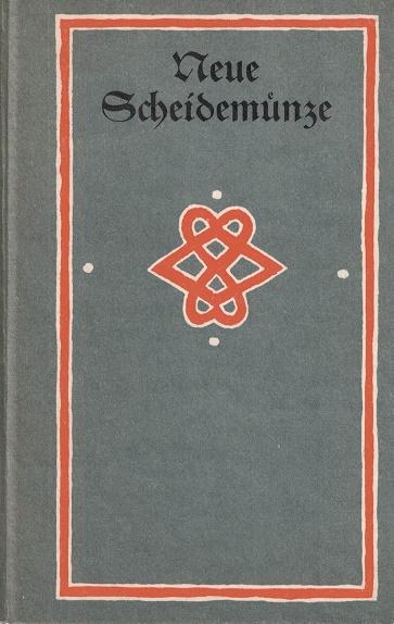 Neue Scheidemünze. Aus dem Deutschen Sprichwörter-Lexikon des Karl Friedrich Wilhelm Wander, 1. Auflage,