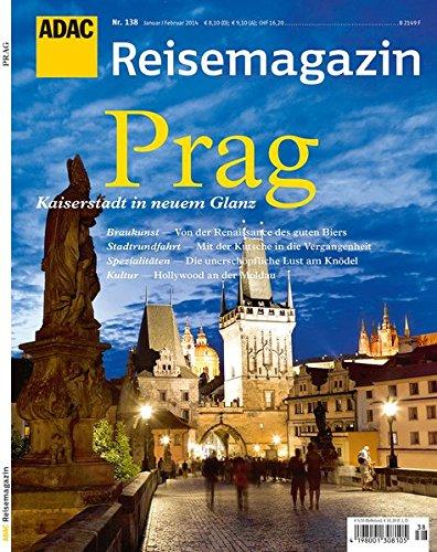 ADAC Reisemagazin Prag Kaiserstadt in neuem Glanz