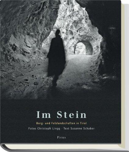 Im Stein : Berg- und Felslandschaften in Tirol. Fotos. Text Susanne Schaber