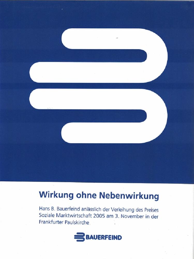 Wirkung ohne Nebenwirkung. Eine deutsch-deutsche Firmengeschichte. EA