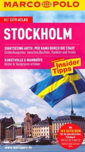MARCO POLO Reiseführer Stockholm - Reiff, Tatjana