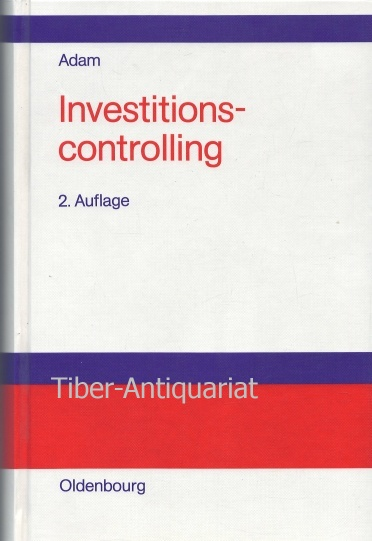 Investitionscontrolling.
