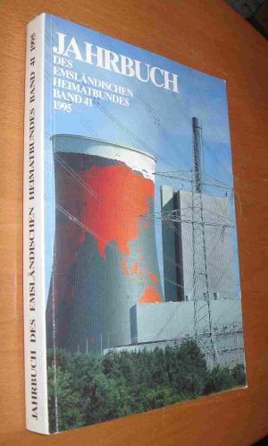 Jahrbuch des Emsländischen Heimatbundes Band 41 von 1995  1. Auflage - Emsländischer Heimatbund, diverse