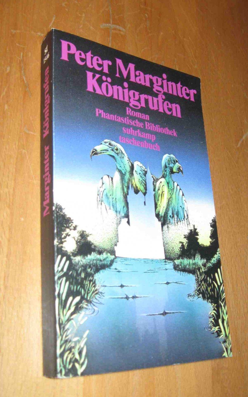 Königrufen  1. Auflage - Marginter, Peter
