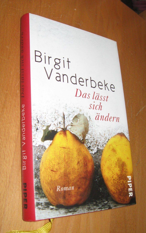 Das läßt sich ändern - Vanderbeke, Birgit