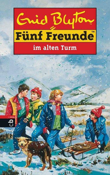 Fünf Freunde, Neubearb., Bd.12, Fünf Freunde im Alten Turm (Einzelbände, Band 12) - Blyton, Enid