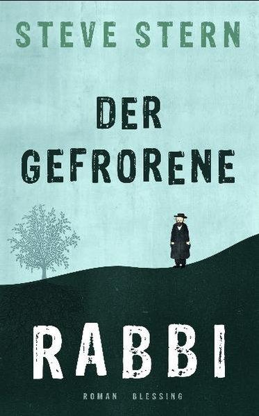Der gefrorene Rabbi: Roman  1. Auflage. - Stern, Steve und Friedrich Mader