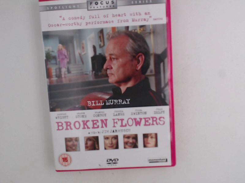 Broken Flowers [UK Import]