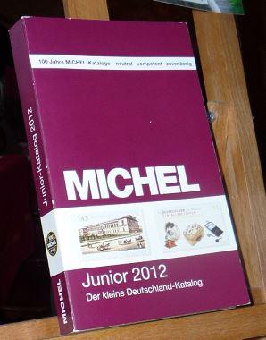 MICHEL-Junior-Katalog 2012 Der kleine Deutschland-Katalog
