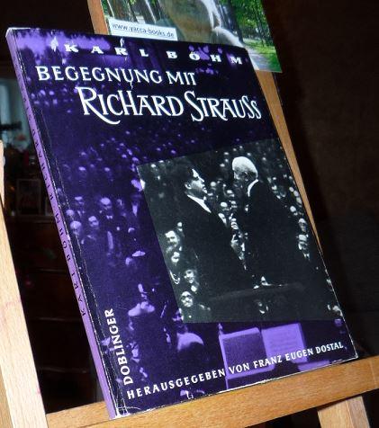 Begegnung mit Richard Strauss