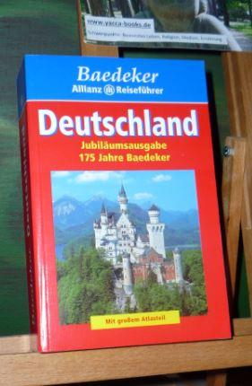 Deutschland Jubiläumsausgabe 175 Jahre Baedeker