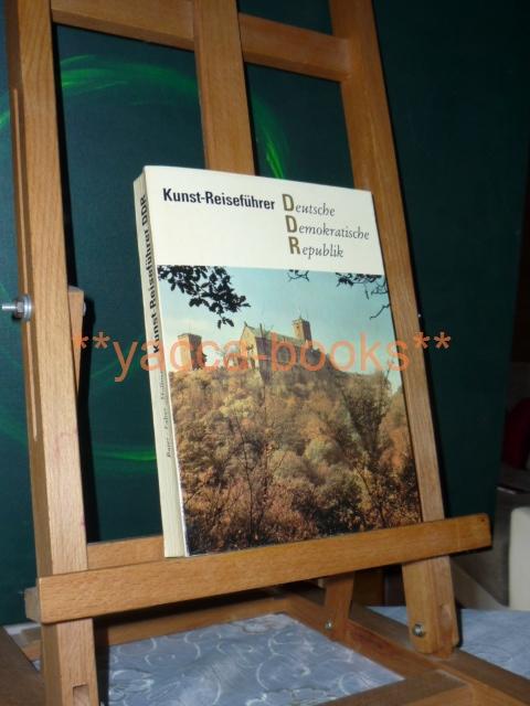 Kunst-Reiseführer DDR 3. verbesserte Auflage