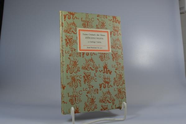 Zeichnungen. Lucas Cranach der Ältere. Hrsg. von Werner Schade / Insel-Bücherei ; Nr. 970 3. Aufl., [105. - 129. Tsd.]