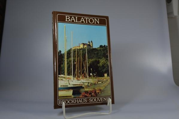 Balaton. es fotogr. Endre Rácz. Den Text schrieb Tibor Tüskés / Brockhaus-Souvenir 1. Aufl.
