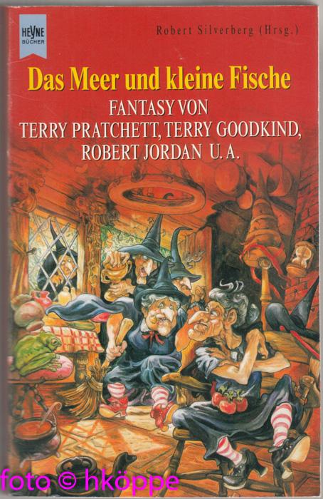Das Meer und kleine Fische : Fantasy von Terry Pratchett, Terry Goodkind, Robert Jordan und anderen. - Robert Silverberg (Hrsg.)