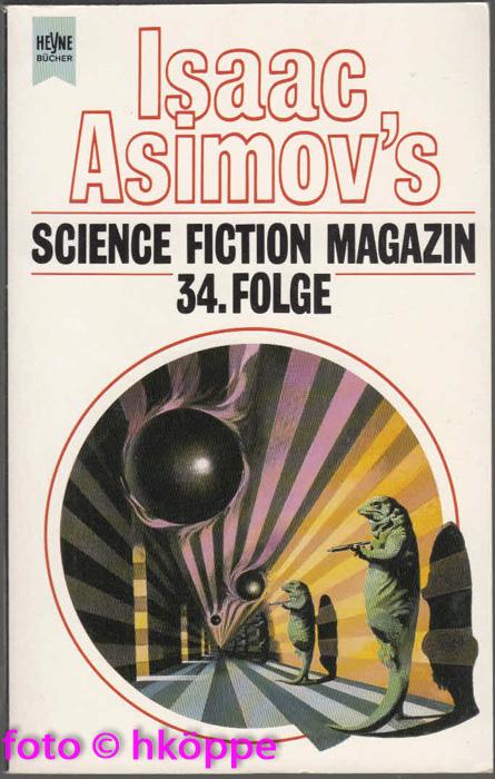 Isaac Asimov's Science-Fiction-Magazin; Teil: Folge 34. - Isaac Asimov