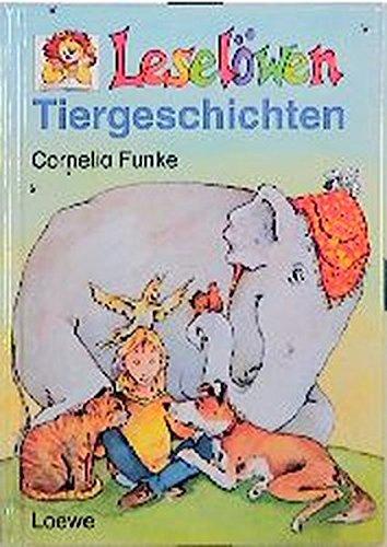 Leselöwen Tiergeschichten  1. Auflage - Funke, Cornelia