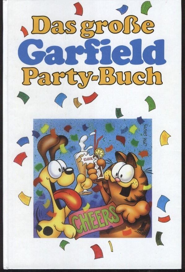 Das große Garfield Party- Buch