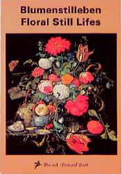 Prestel Postcard Books, Blumenstilleben - Prestel