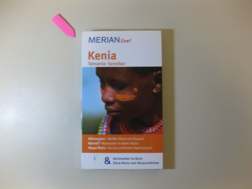 Kenia - Tansania - Sansibar  4. Auflage - Engelhardt, Marc
