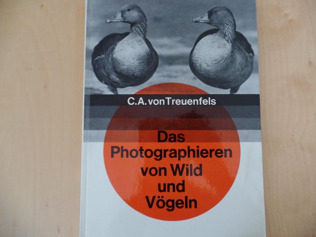 Das Photographieren von Wild und Vögeln.