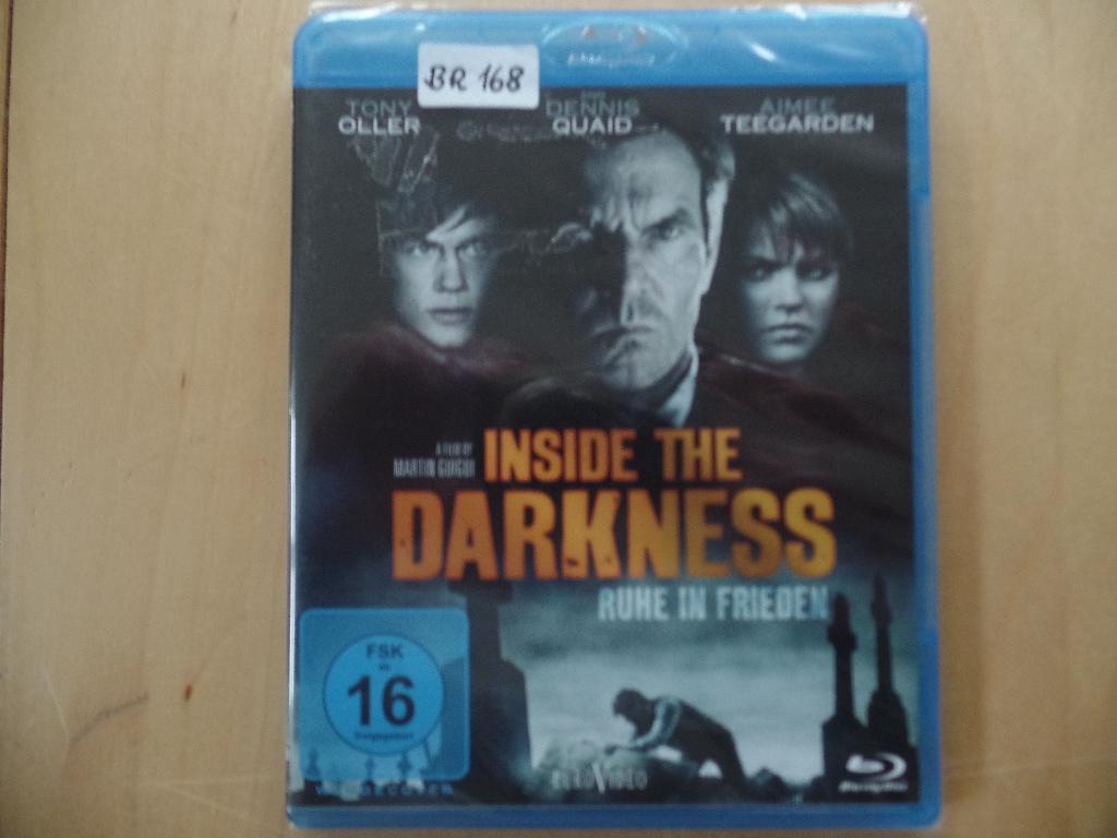 Inside the Darkness - Ruhe in Frieden [Blu-ray] Auflage: Standard Blu-ray