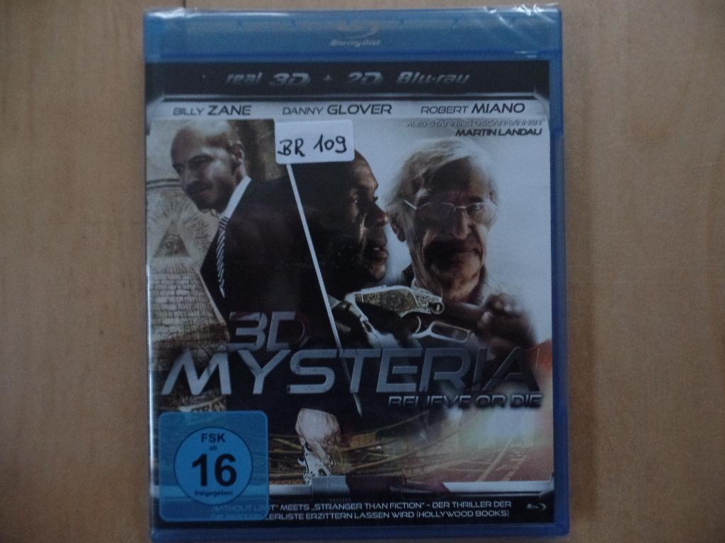 Mysteria [3D Blu-ray] Auflage: 3D Blu-ray