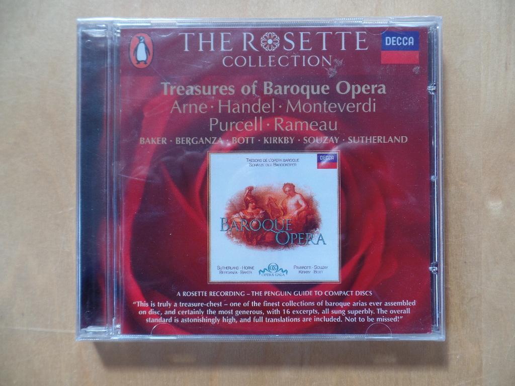 Treasures of Baroque Opera