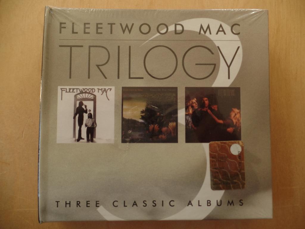 Trilogy-Fleetwood Mac/Tango in the Night/Mirage
